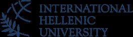 International Hellenic University Logo